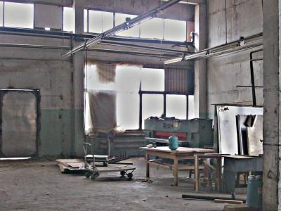 Аренда склада с кран-балкой 20 тн